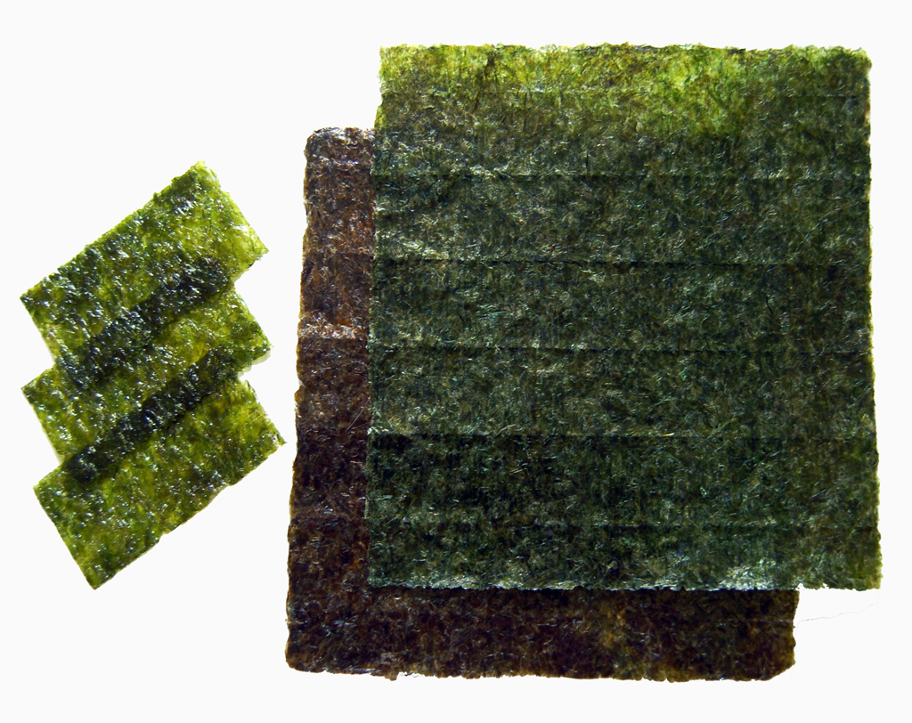 Raw Nori Sheets Whole Foods