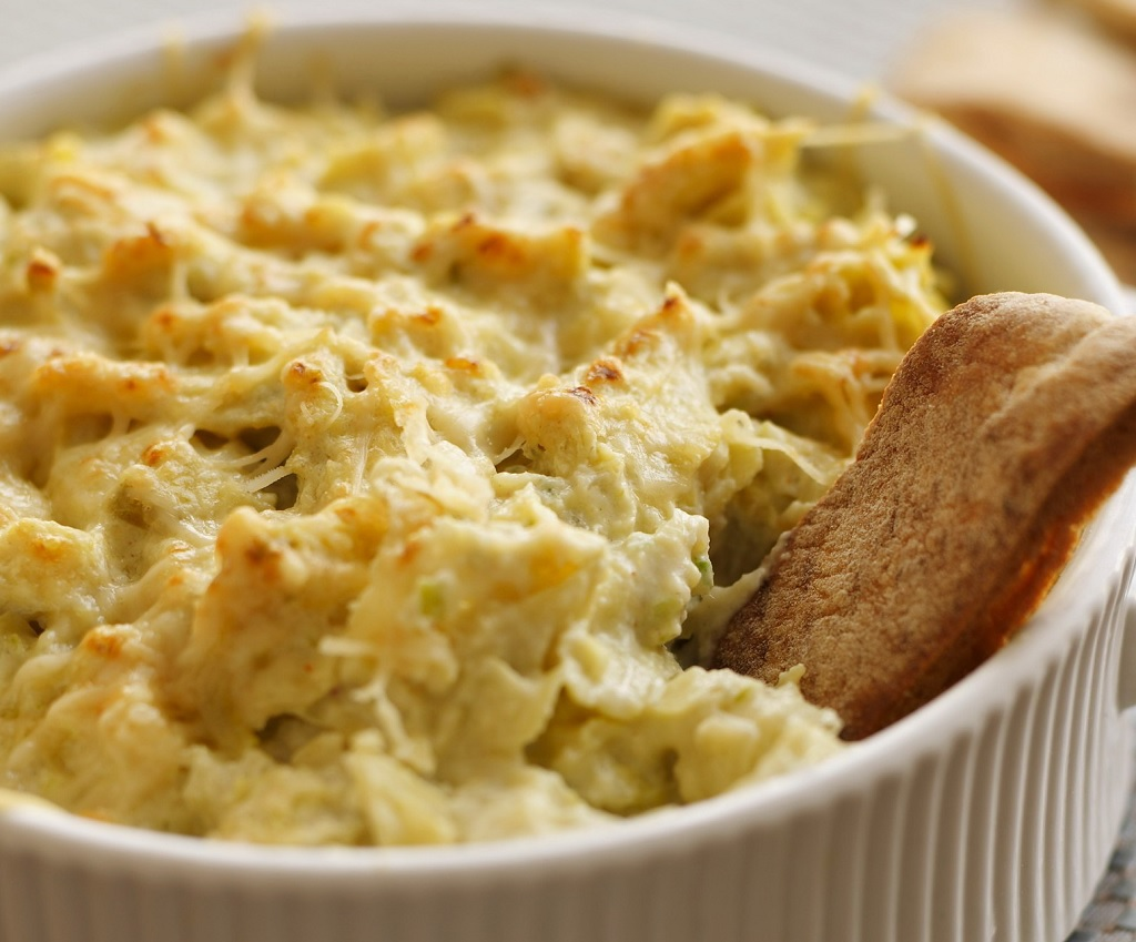 delicious dip to serve during the holidays, try my Baked Artichoke Dip ...