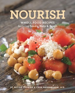 Nourish Front Cover low res
